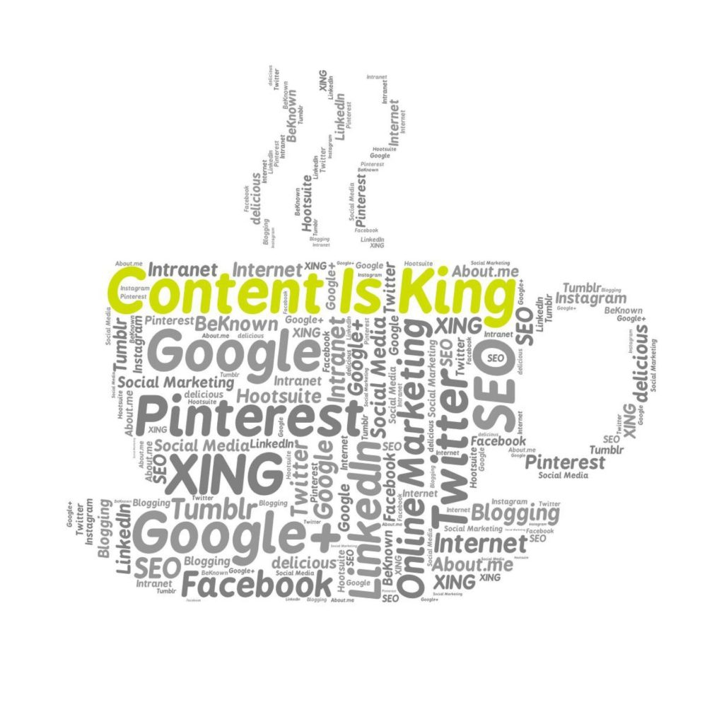 Is content king